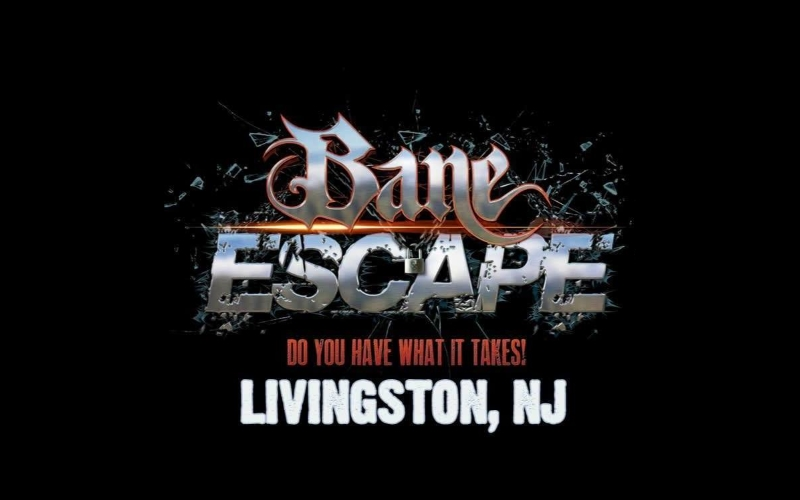 Bane Escape Corporate Team Building Livingston NJ