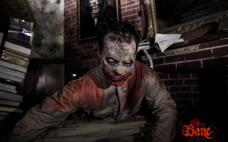 Bane Haunted House Halloween Attractions Livingston NJ