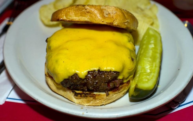 Barnacle Bill's Most Delicious Burgers Rumson NJ