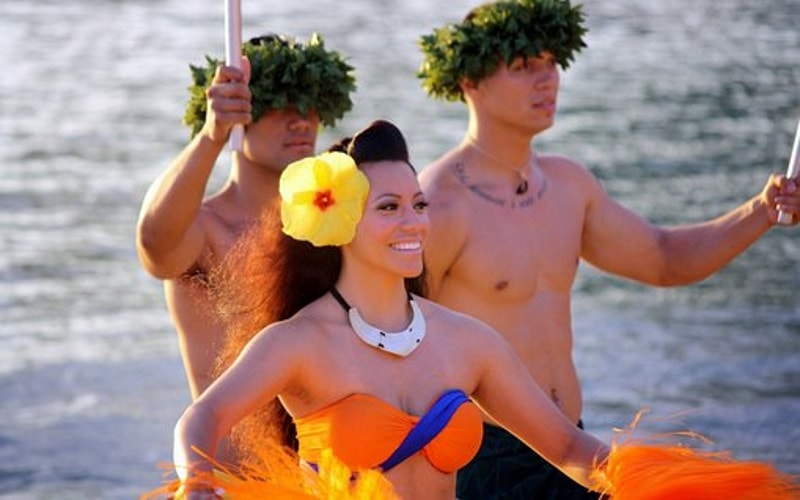 Beauty & The Beast Entertainment for Hawaiian luau Parties in NJ
