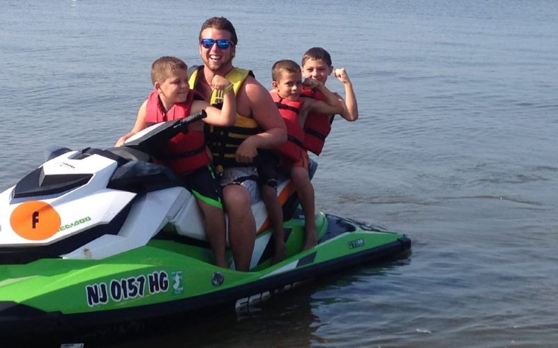 Beesley's Point Sea-Doo jet ski rentals in Southern New Jersey