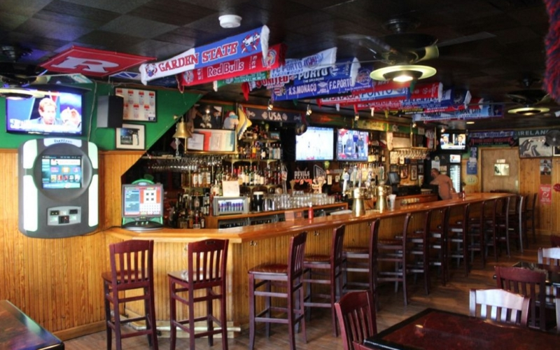 Bello's Pub and Grill Unique Bars in Newark NJ