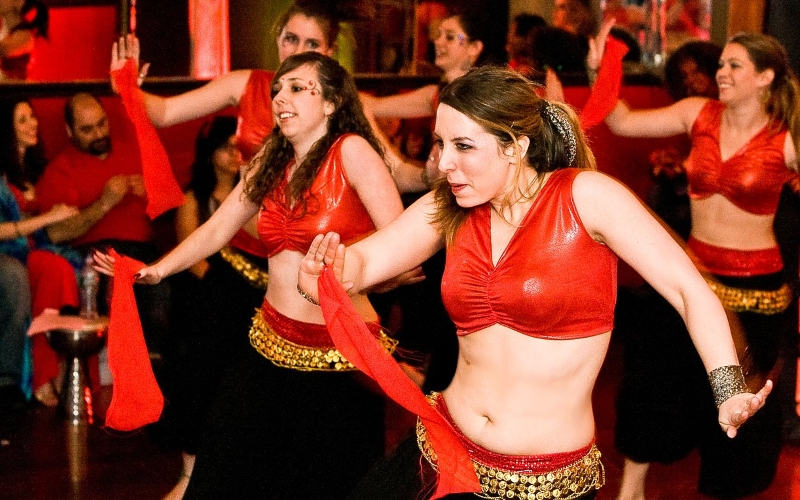 Bellydance Revolution Dance Lessons Northern NJ