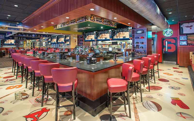 Best Sports Bars in NJ Recovery Sports Grill