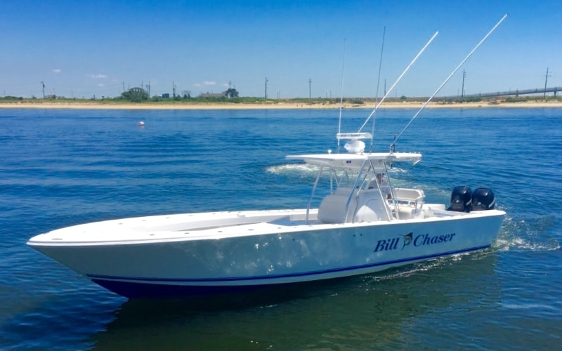 Bill Chaser Charters Top Attraction in Monmouth County NJ