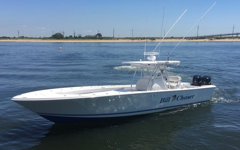 Bill Chaser Charters Fishing Boat Excursions in Central NJ