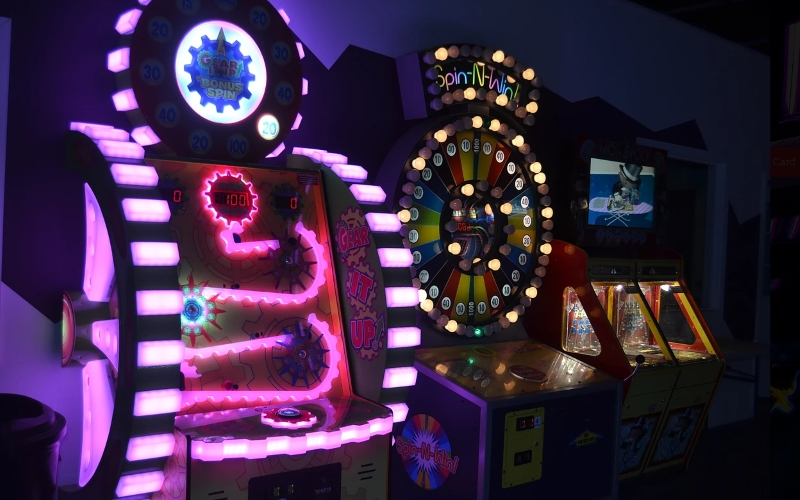 BonkerZ Family Fun Center Attractions in Princeton NJ