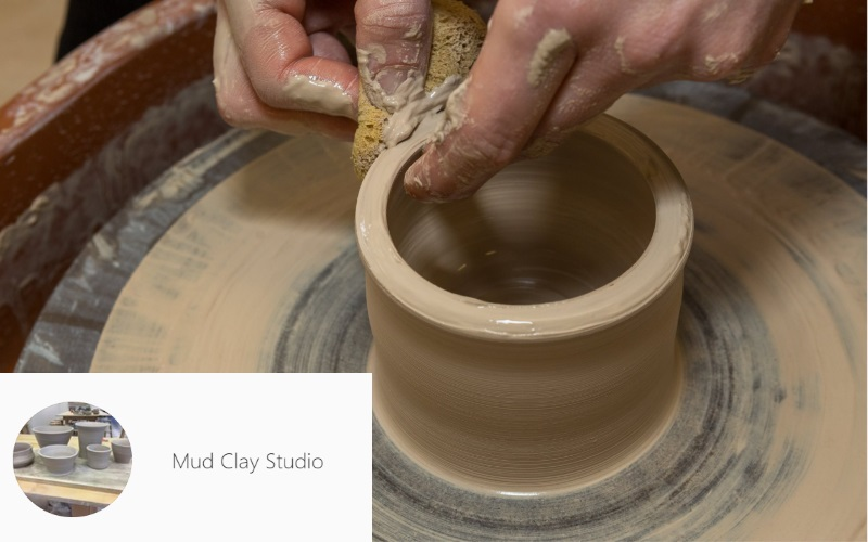 Clay Sculpting at Boonton Mud in North Jersey