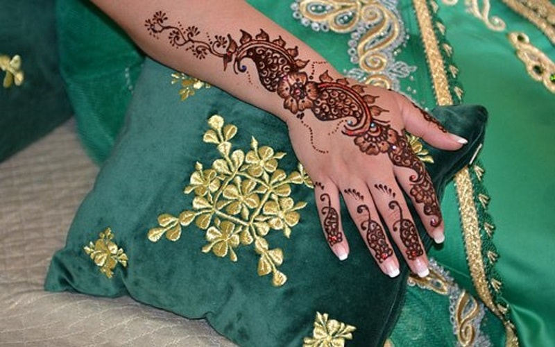 Bridal Henna Artists in NJ
