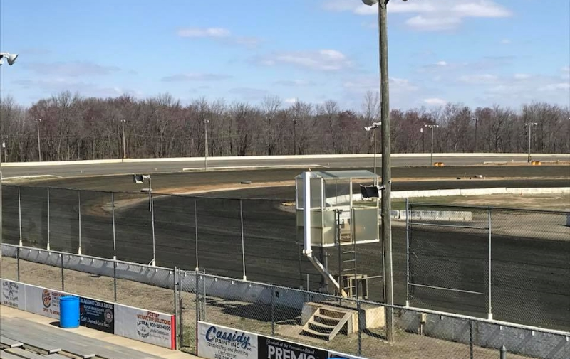 Bridgeport Speedway Auto Race Track NJ Dirt Tracks