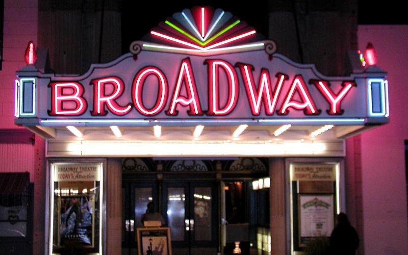 Broadway Theatre of Pitman Performing Arts Southern Jersey