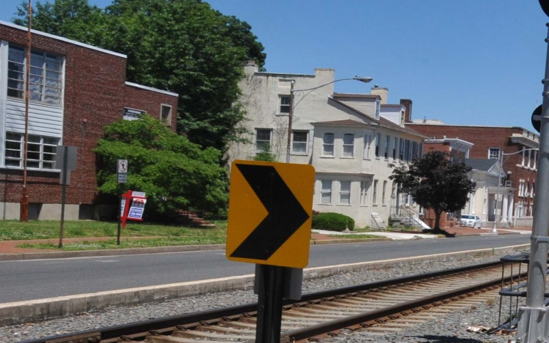 Burlington County's walking tour includes many sights and sounds of Southern NJ.