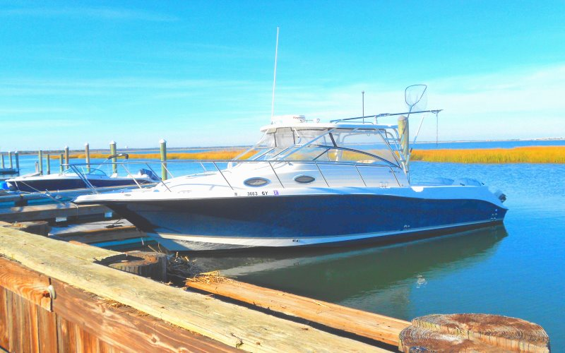 canal side boat rentals cape may county nj