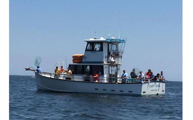 Capt Dave Fishing Charter Boats in Monmouth County NJ