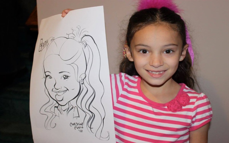 Blue Studios Caricatures and Illustrations NJ Caricatures in NJ