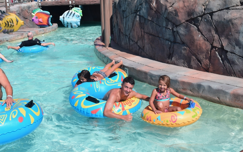 Casino Pier and Breakwater Beach Waterpark Fun with Kids Central Jersey