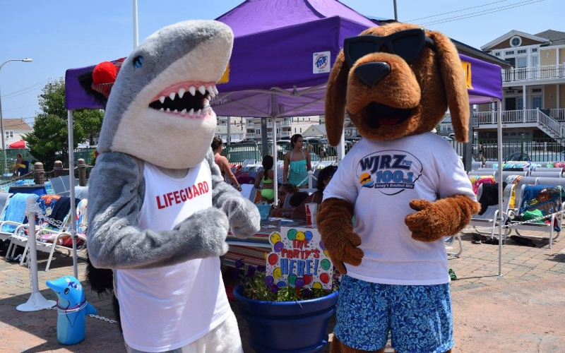 Casino Pier and Breakwater Beach Waterpark Top 50 Attractions for Kids Point Pleasant Beach