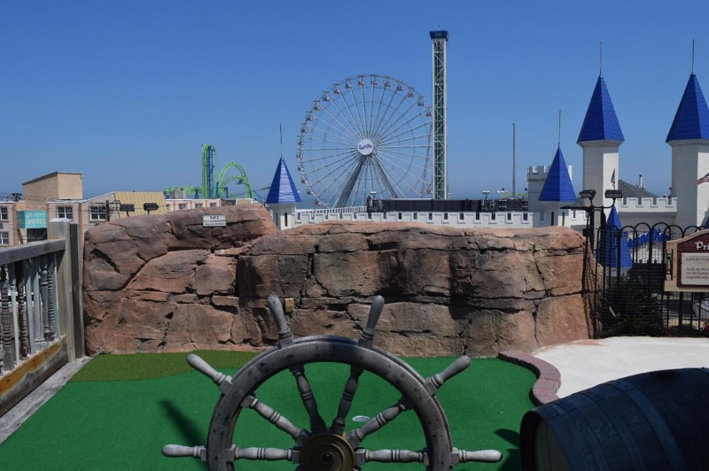 Casino Pier Breakwater Beach Top 50 Jersey Shore Attractions
