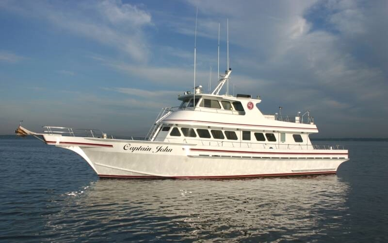 Charter Sails LLC Charter Boat Rentals In New Jersey