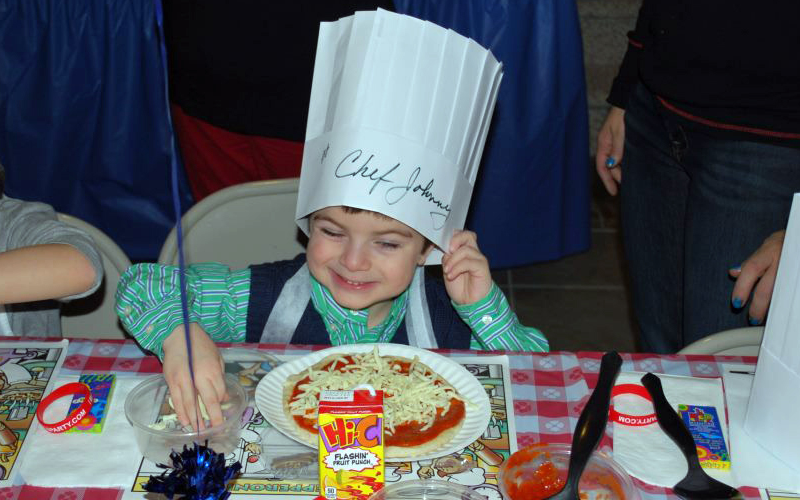 Chef Carl's Make a Pizza Party Top 50 Kids Attractions New Jersey
