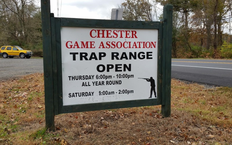 Image of Chester Game Associations sign