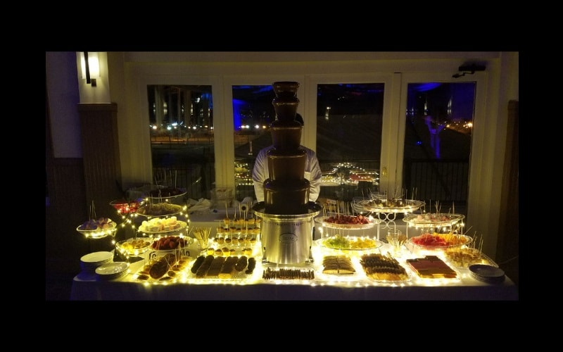 Chocolate Velvet Fountains Chocolate Fondue Fountain Rentals in NJ