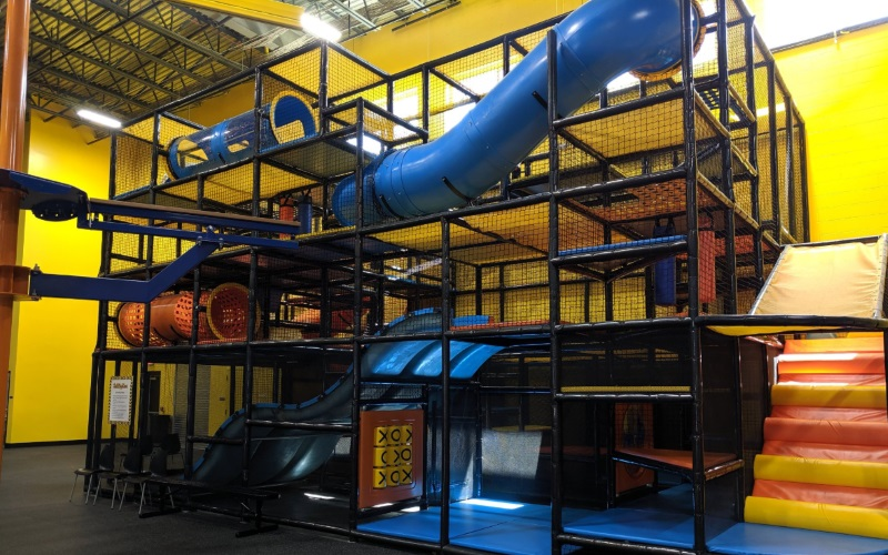 ClimbZone Toddler Attractions in Central NJ