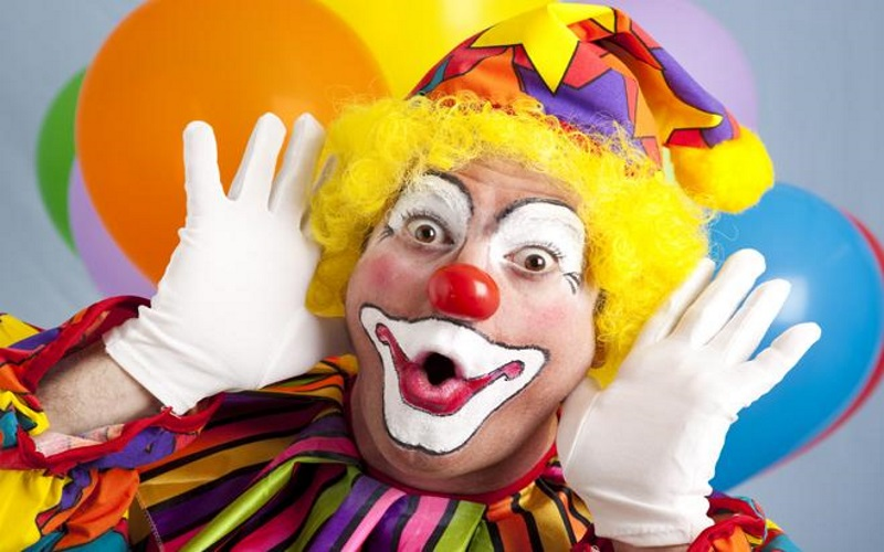 Smile! Best Entertainment Around offers tons of clowns and entertainers.
