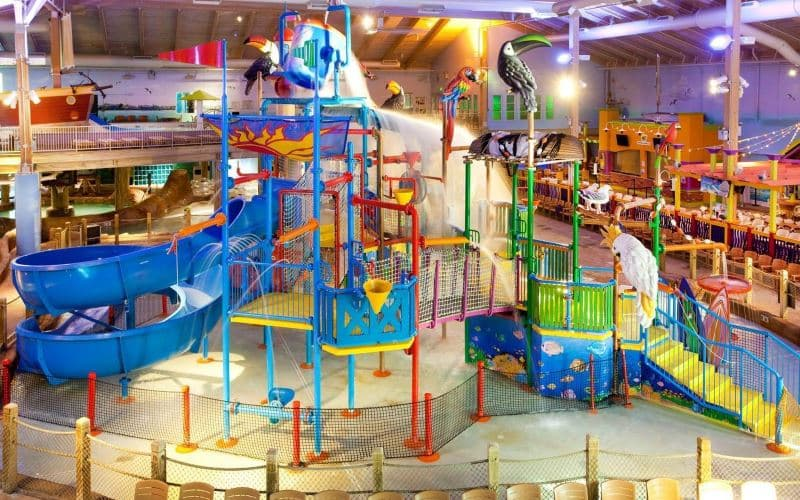 Coco Key Water Resort Indoor Water Park In New Jersey
