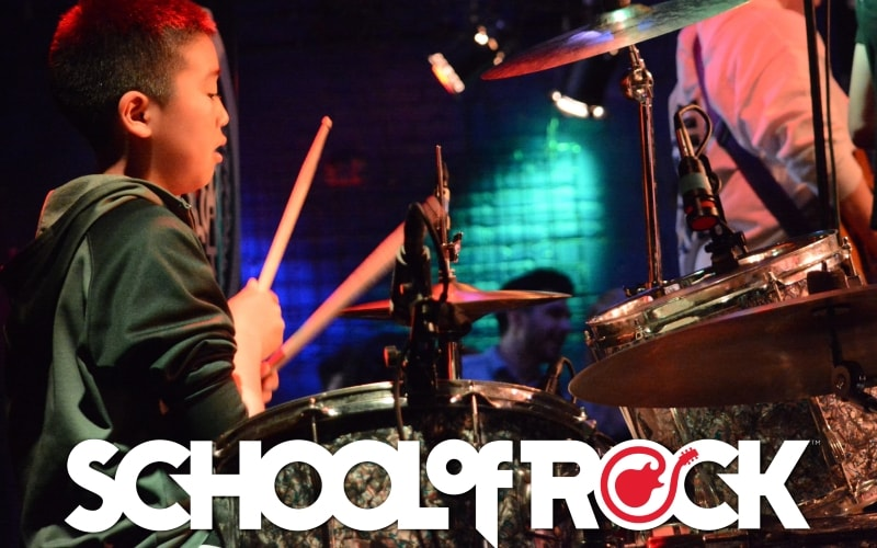 Cresskill School of Rock Summer Camp for Kids in Northern, NJ