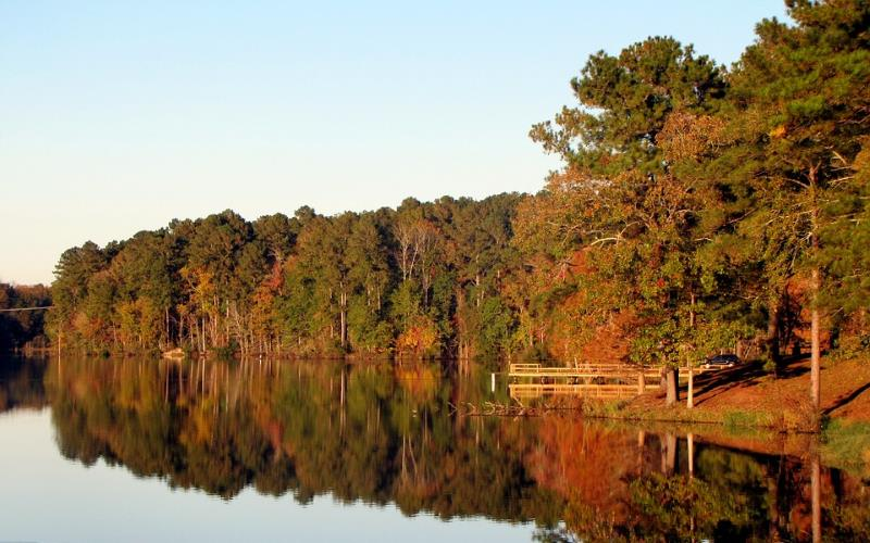Delaware and Raritan Canal State Park Autumn Getaways Central Jersey