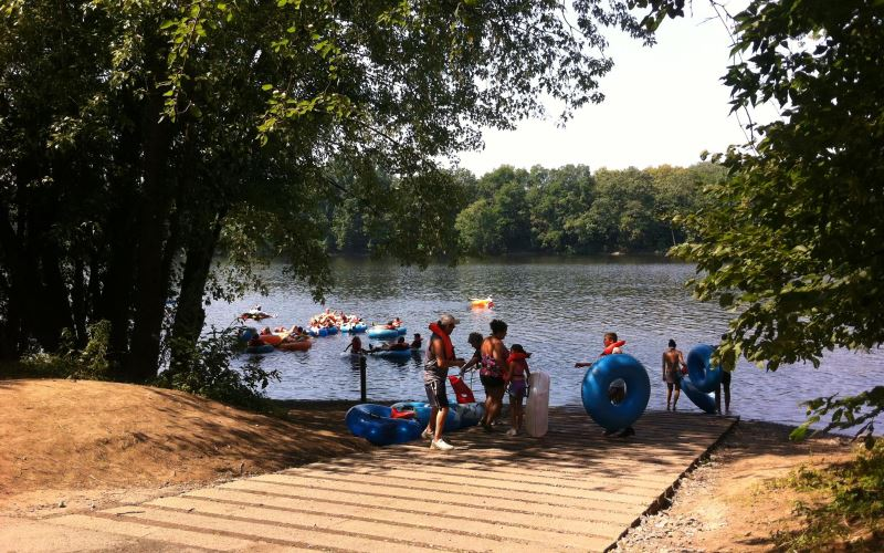Delaware River Tubing River Tubing In New Jersey