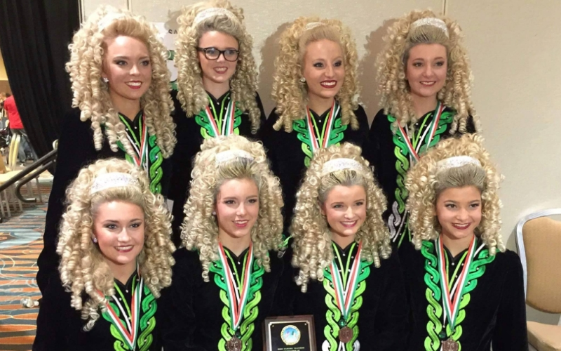 DeNogla Ardmore Academy Irish Dance Lessons Verona NJ