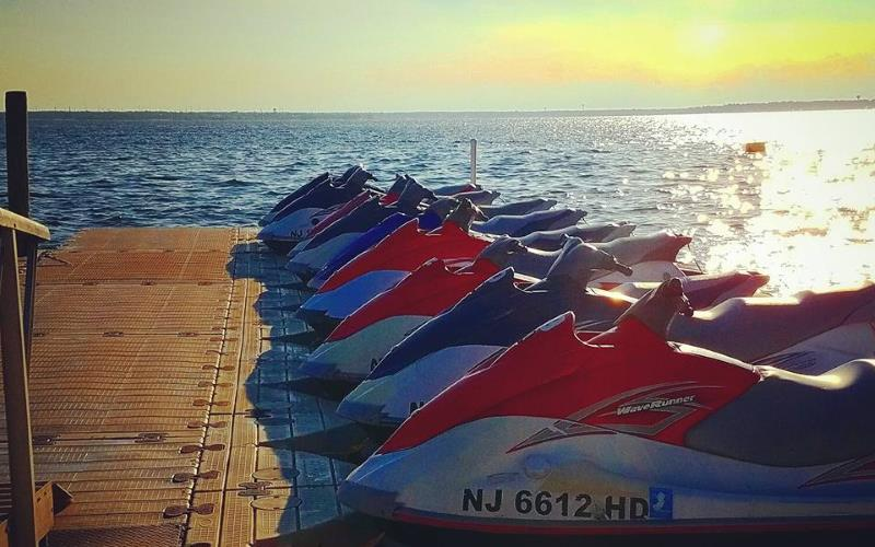 Dock Outfitters Jet Ski Rentals in Ocean County NJ