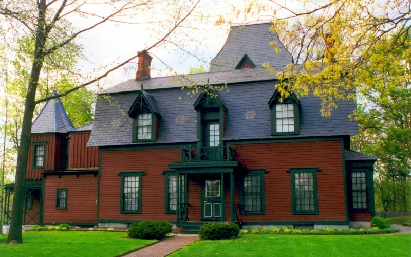 Drake House Museum Cultural Attractions Plainfield NJ