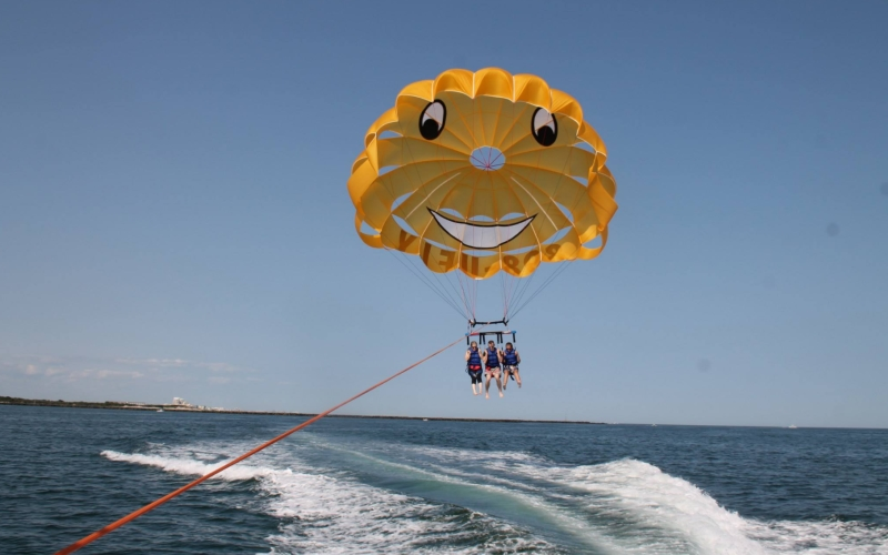 East Coast Parasail Day Trip in Southern NJ