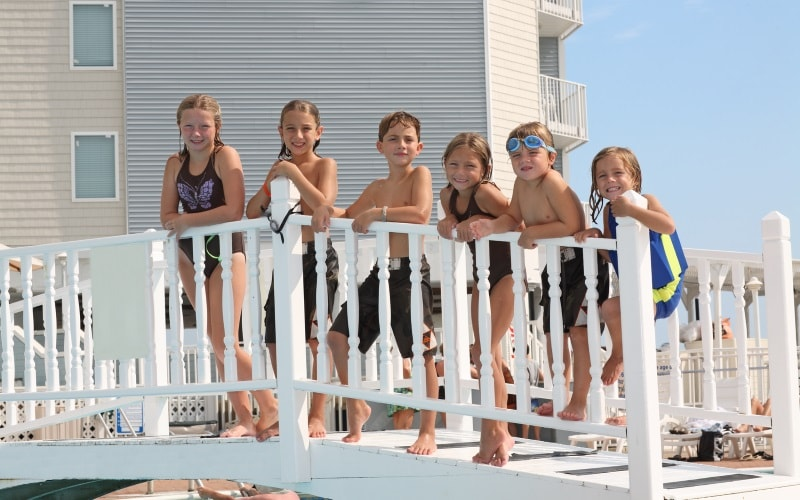 El Coronado Kid Friendly Getaway in Cape May County, NJ