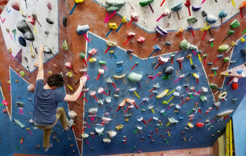 Elite Climbing LLC athletic indoor play places in Southern NJ