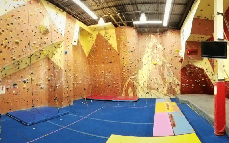 Elite Climbing Summer Camps in Southern NJ