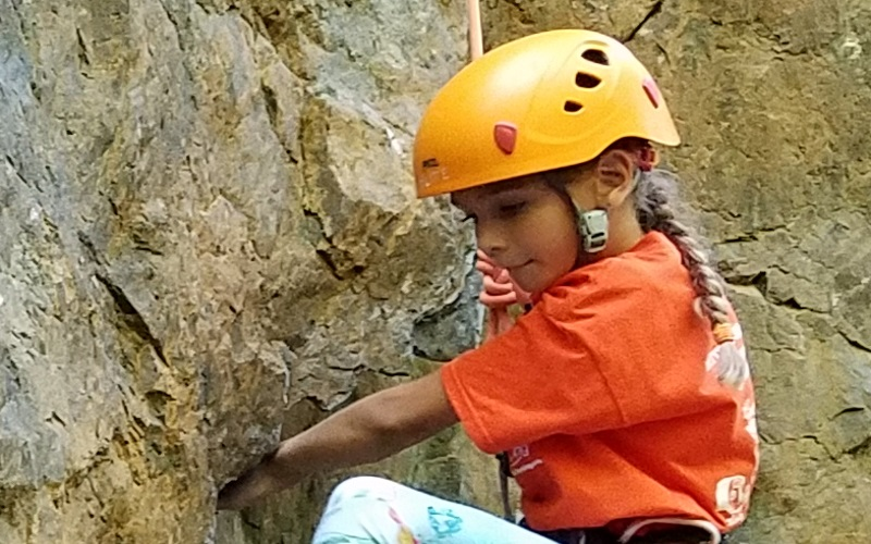 Elite Climbing is challenging for any member of your family!