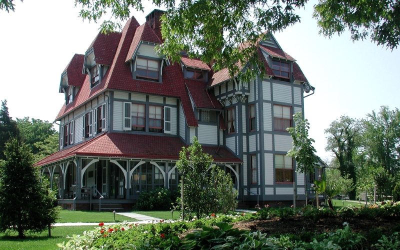 Emlen Physick Estate Cool Attractions Cape May NJ