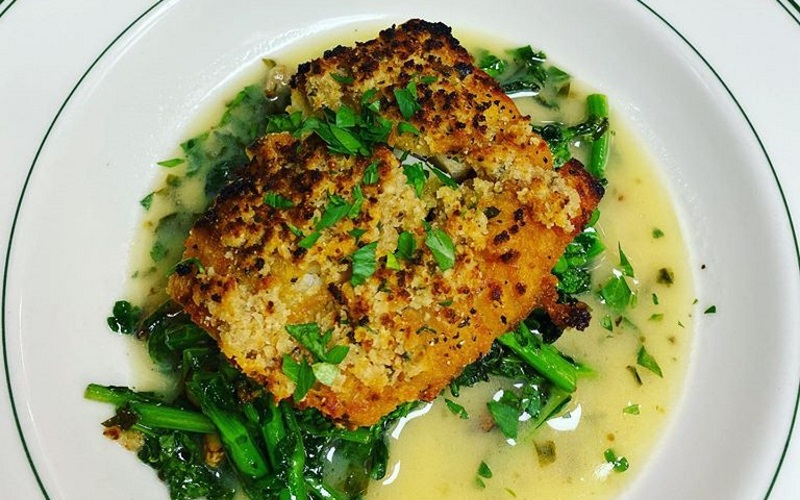 Image of a dish from Espos