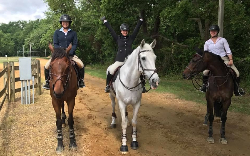 Farrington Farms Horseback Riding Lessons Central NJ