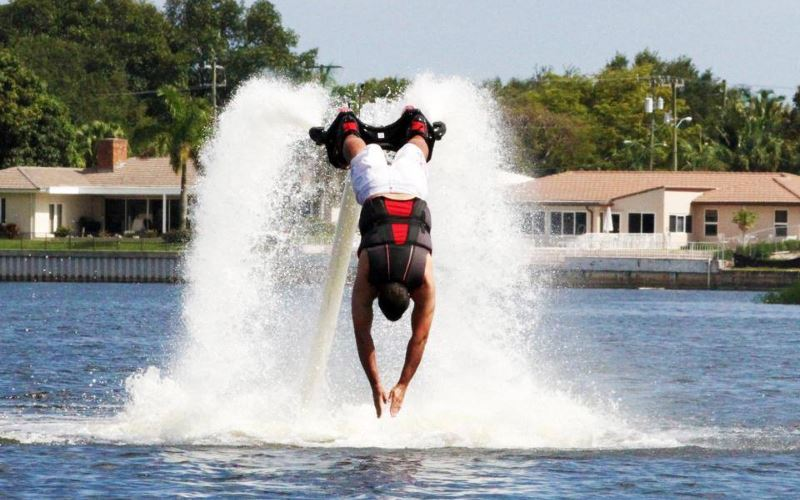 Fly High Watersports Flyboarding In Northern NJ