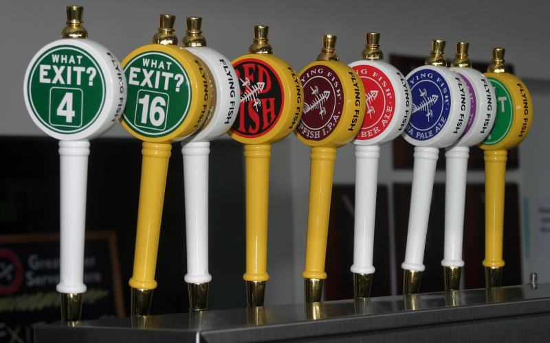Flying Fish Brewing Co. Best Breweries in New Jersey