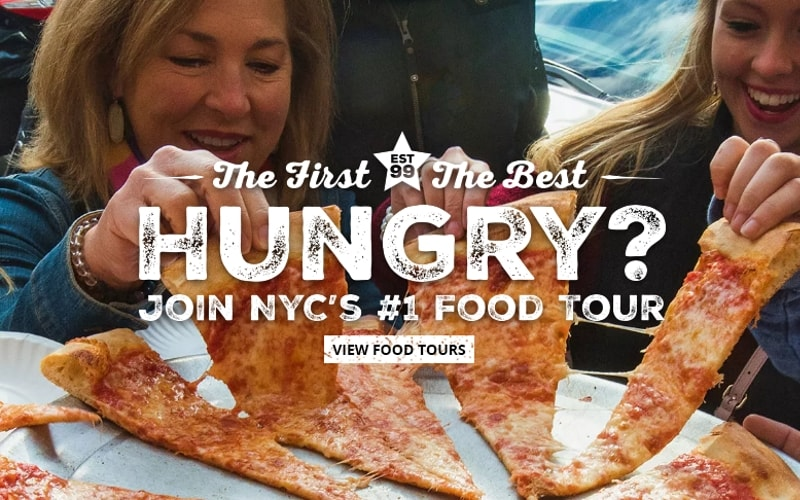 Foods of New York Tours Best Group Outing Idea for NJ