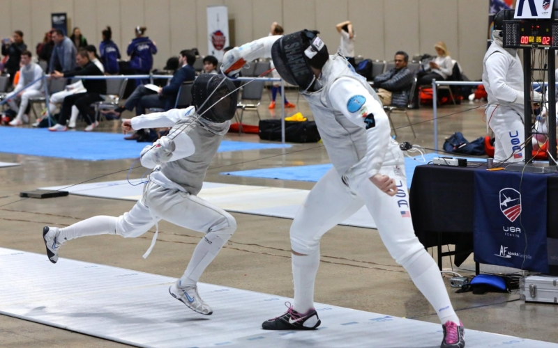 Freehold Fencing Academy Lessons Central NJ