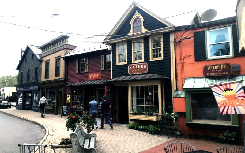Frenchtown NJ Day Trips Central Jersey