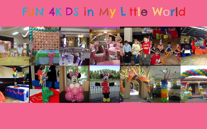 Fun 4Kids in My Little World Party Entertainers in Northern, NJ