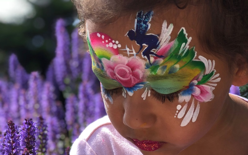 Funny Faces By Jessica Northern NJ Face Painter in NJ